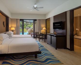 Conrad Bali - Denpasar - Bedroom