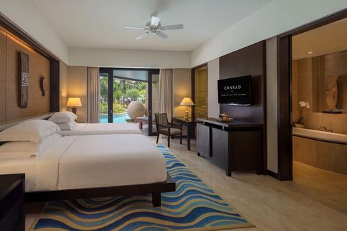Conrad Bali - South Kuta - Bedroom