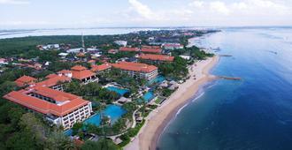 巴厘島康萊德度假村 - 烏魯瓦圖 - 建築