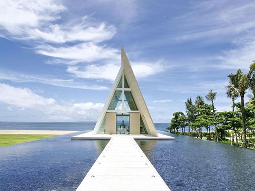 Conrad Bali - South Kuta - Beach