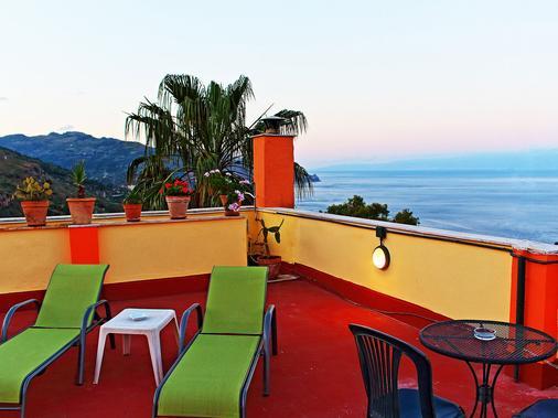Hotel Innpiero Taormina - Taormina - Ban công