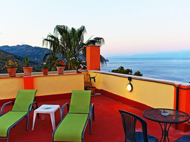 Hotel Innpiero Taormina - Taormina - Parveke