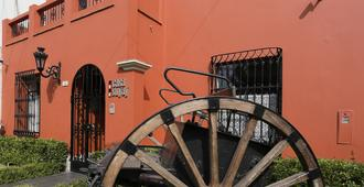 Casa Suyay - Lima - Edificio