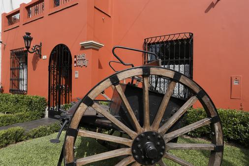 Casa Suyay - Lima - Rakennus