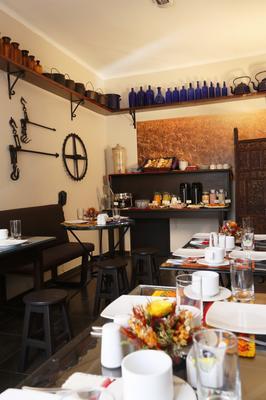 Casa Suyay - Lima - Thức ăn