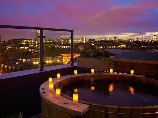 The Bermondsey Square Hotel - London - Balkon