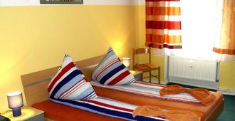 Hotel-Pension Grand - Berlin - Bedroom