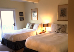 The Beach Rose Inn - Wells - Schlafzimmer