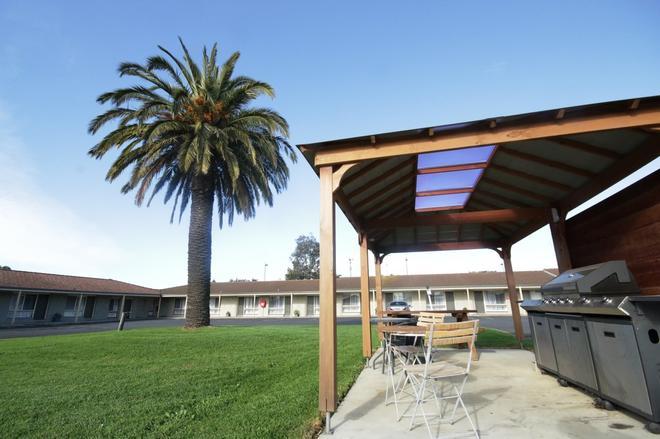 Golden Palms Motel - Geelong - Patio