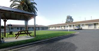 Golden Palms Motel - Geelong - Building