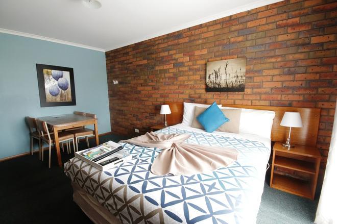 Golden Palms Motel - Geelong - Bedroom