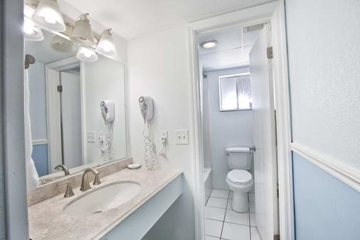 Lani Kai Beachfront Resort - Bãi biển Fort Myers - Phòng tắm