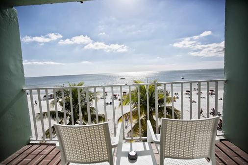Lani Kai Beachfront Resort - Bãi biển Fort Myers - Ban công