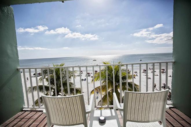 拉尼啟海濱度假村 - 梅爾堡海灘 - 邁爾斯堡海灘 - 陽台