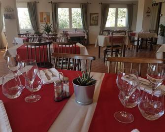 Hostellerie Des Commandeurs - Joucas - Restaurant