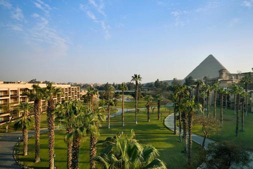 梅納家酒店 - 吉薩 - Giza - 建築