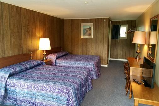 Anchorage Motel - Bar Harbor - Bedroom