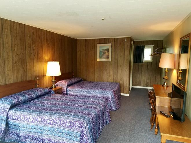 Anchorage Motel - Bar Harbor - Bedroom