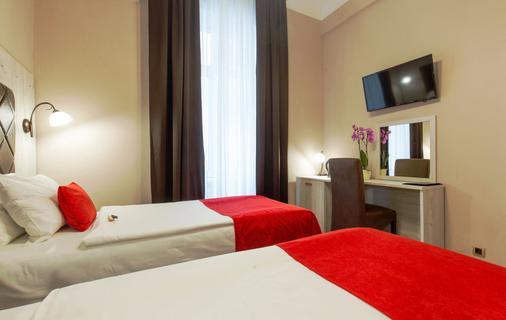 Belgrade City Hotel - Belgrade - Phòng ngủ