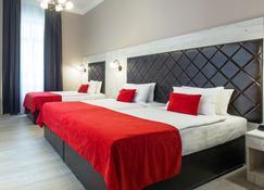 بلغراد سيتي هوتل - بلغراد - غرفة نوم
