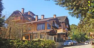 Pousada Girassol - Monte Verde - Toà nhà