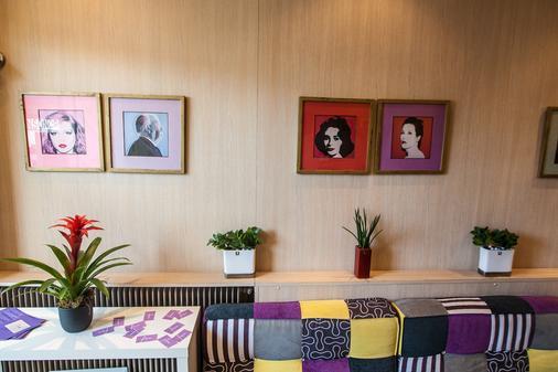 Hotel Amiraute - Cannes - Ruokailuhuone