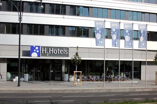 柏林亞歷山大廣場 H2 酒店 - 柏林 - 柏林 - 建築