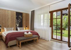 H+ Alpina Garmisch - Garmisch-Partenkirchen - Bedroom