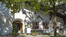 H+ Hotel Alpina Garmisch-Partenkirchen - Гармиш-Партенкирхен - Здание