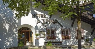 H+ Hotel Alpina Garmisch-Partenkirchen - Garmisch-Partenkirchen - Rakennus