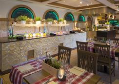 阿卡迪亞洛迦諾華美達酒店 - 洛卡諾 - 洛迦諾 - 餐廳