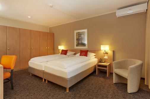 阿卡迪亞洛迦諾華美達酒店 - 洛卡諾 - 洛迦諾 - 臥室