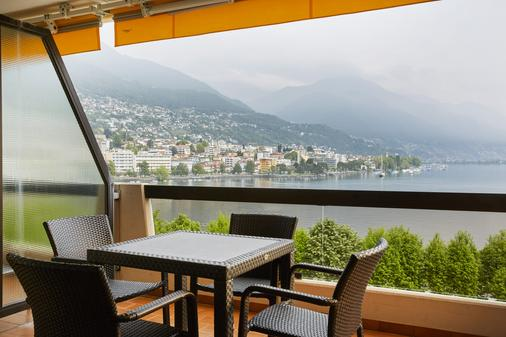H4 Hotel Arcadia Locarno - Locarno - Ban công