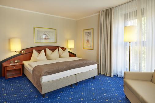 H4 Hotel Hamburg Bergedorf - Hampuri - Makuuhuone