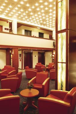 H+ Hotel Goslar - Goslar - Lounge