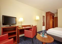 H+ Hotel Goslar - Goslar - Makuuhuone