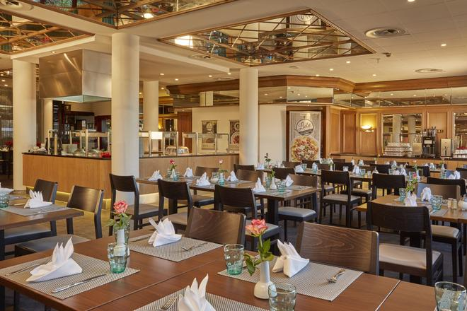 H+ Hotel Hannover - Ганновер - Ресторан