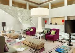 德勒斯登加堡瑞士酒店 - 德勒斯登 - 德勒斯登 - 大廳