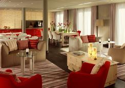 德勒斯登加堡瑞士酒店 - 德勒斯登 - 德勒斯登 - 餐廳