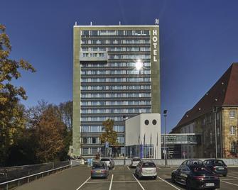 H4 Hotel Kassel - Kassel - Gebouw