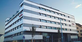 H+ Zuerich - Ζυρίχη - Κτίριο