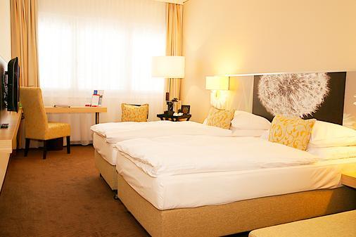蘇黎世城市華美達酒店 - 蘇黎世 - 蘇黎世 - 臥室