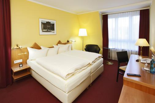 H4 Residenzschloss - Bayreuth - Bedroom