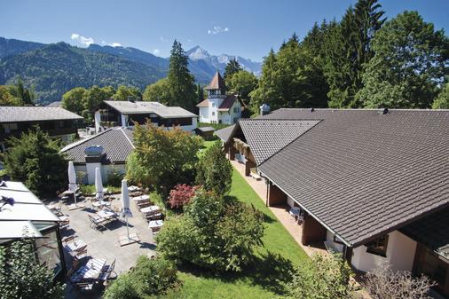 H+ Alpina Garmisch - Garmisch-Partenkirchen - Outdoor view