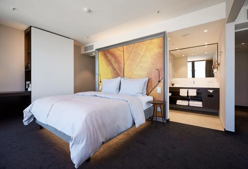 巴塞爾華美達廣場酒店 - 巴塞爾 - 巴塞爾 - 臥室