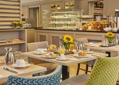 H4 Hotel Residenzschloss Bayreuth - Байройт - Ресторан