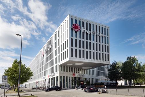 H4 München Messe - Munich - Toà nhà