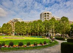 華美達廣場柏林城市中心酒店 - 柏林 - 柏林 - 建築