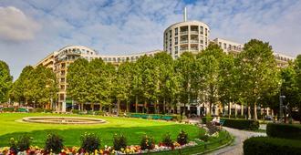 Hyperion Hotel Berlin - Berlín - Edificio