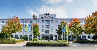 H+ Hotel Hannover - Hannover - Rakennus